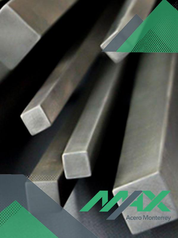 Cuadrado de acero Max Acero Monterrey