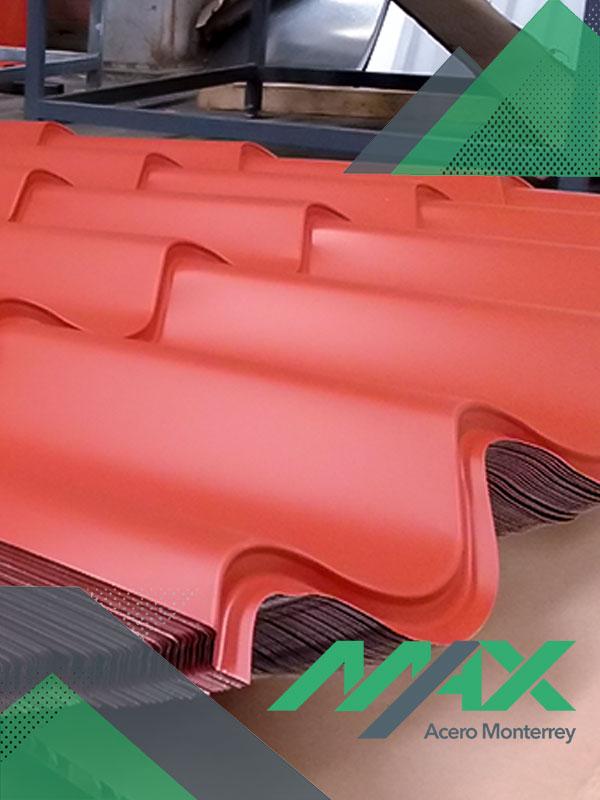 Galvateja pintro Ternium Max Acero Monterrey