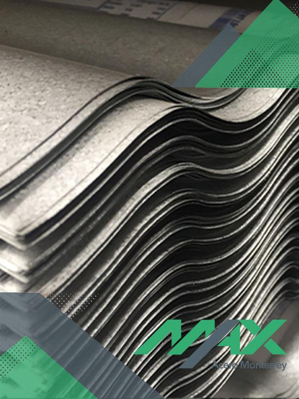 Lámina O-100 zintroalum Ternium Max Acero Monterrey