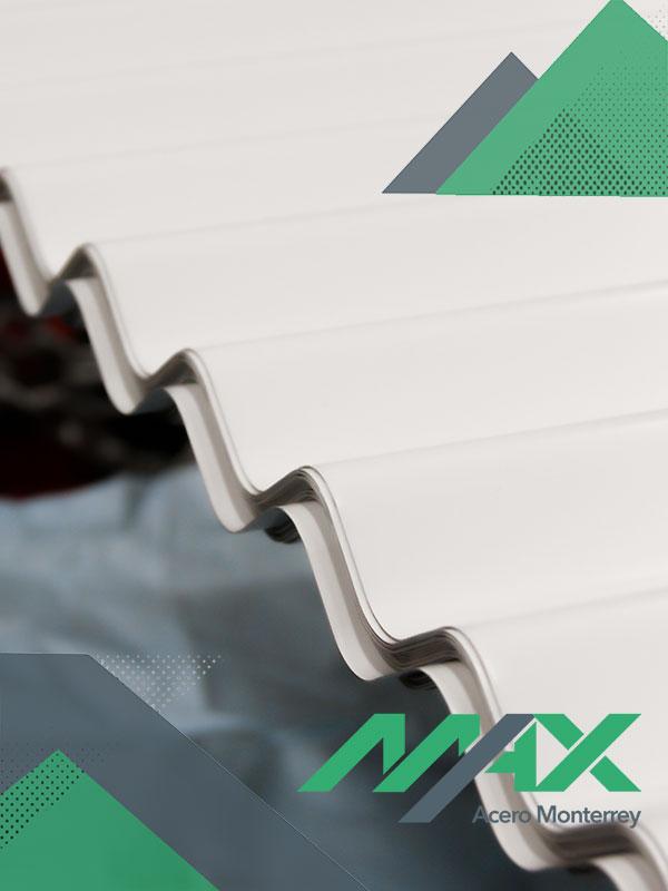 Lámina O30 pintro Max Acero Monterrey
