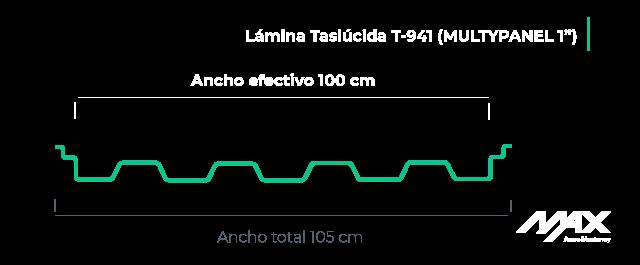 lamina-traslucida-T941-multipanel-MaxAceroMonterrey