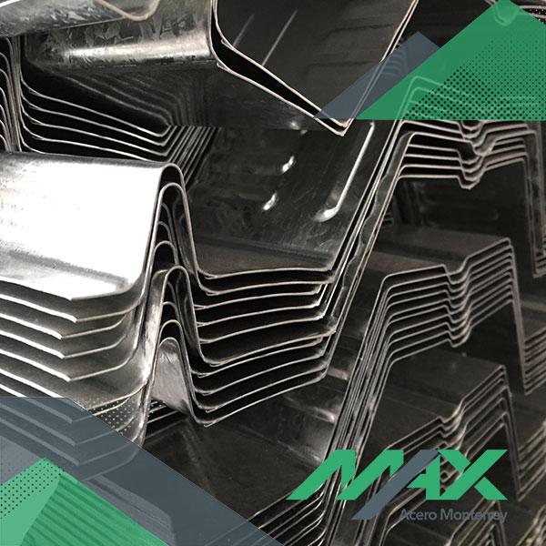 Losacero Ternium sección 30; lámina galvanizada losacero Ternium.