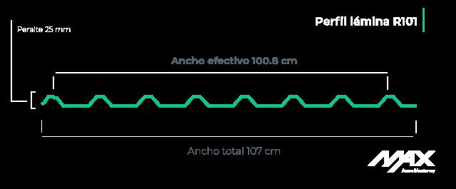 perfil-lamina-r101-MaxAceroMonterrey