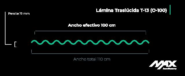 perfil-lamina-t13-O100-MaxAceroMonterrey