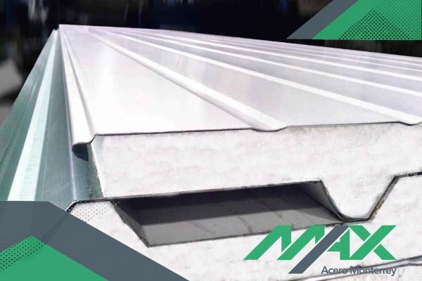 La lámina pintro es usada como parte de los componentes que hacen a los páneles aislantes de las mejores opciones para construir.